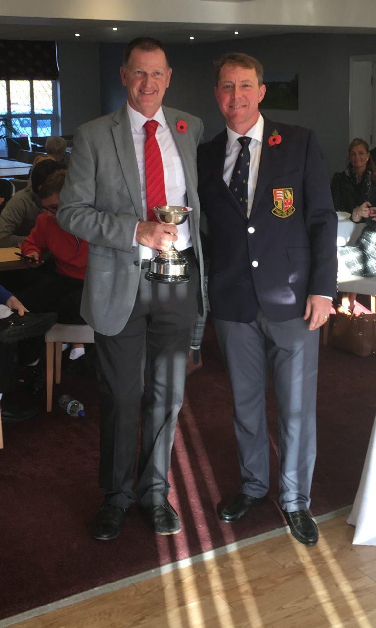 2018 Baisden Cup winner - Trevor Day