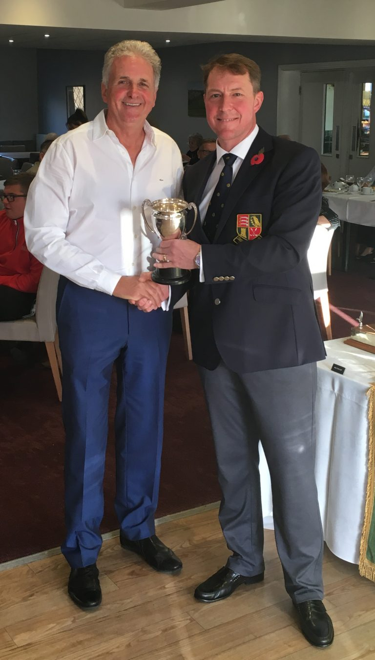 2018 Harper Cup winner - Jack Downward
