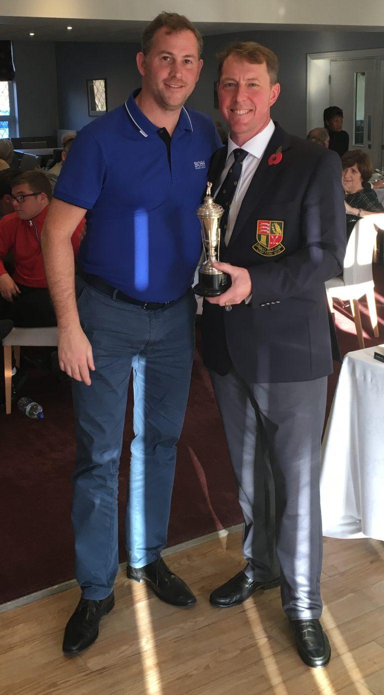 2018 Radin Cup winner - Jeremy Redgewell