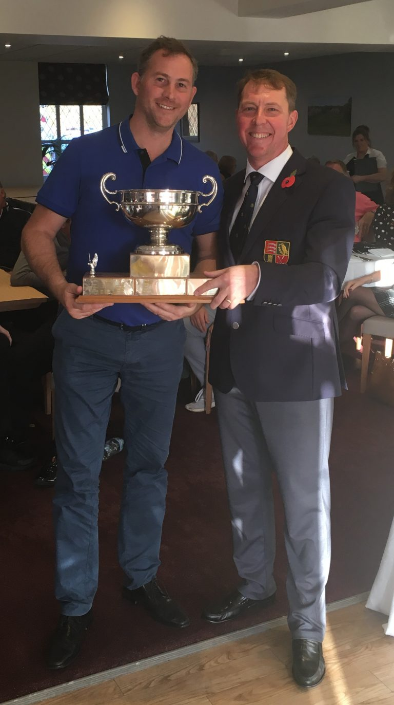 2018 Golfer of the Year - Jeremy Redgewell