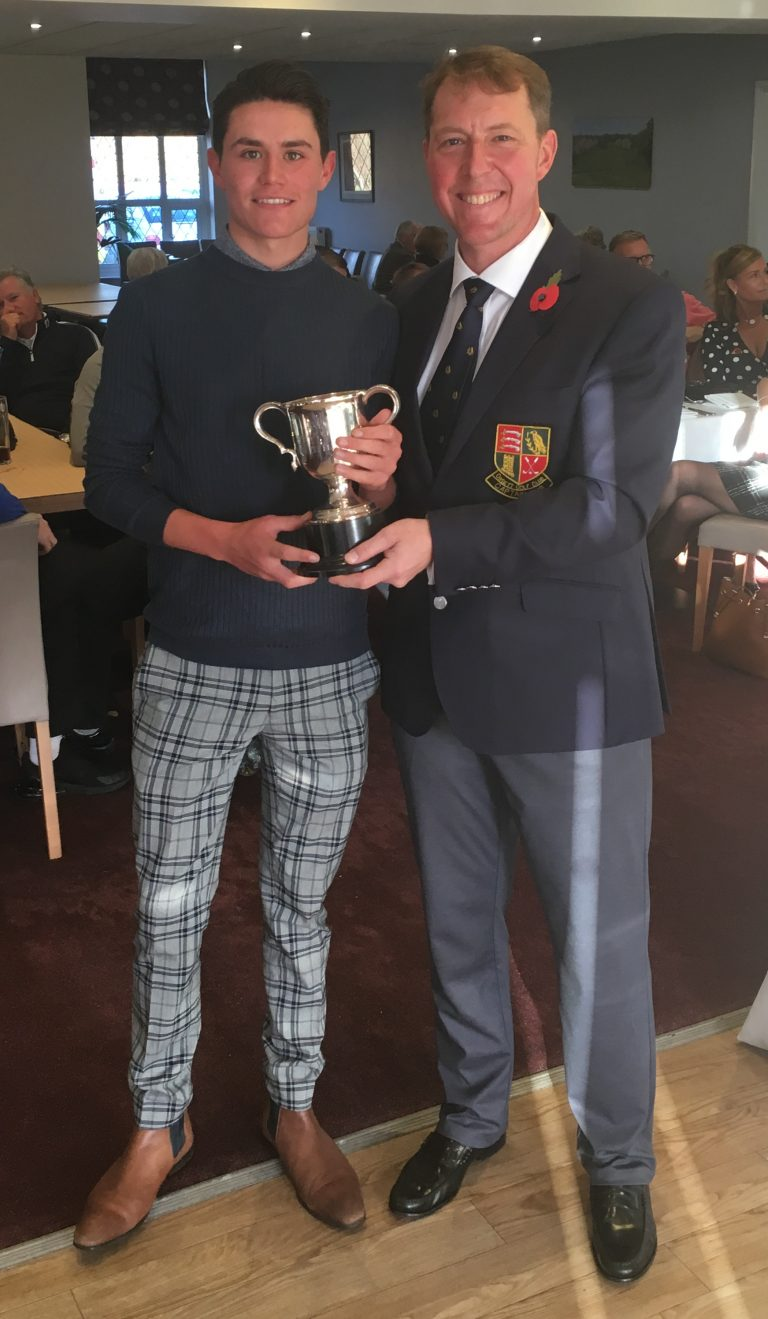 2018 Ken Little Trophy Winner - Cassidy Steffens
